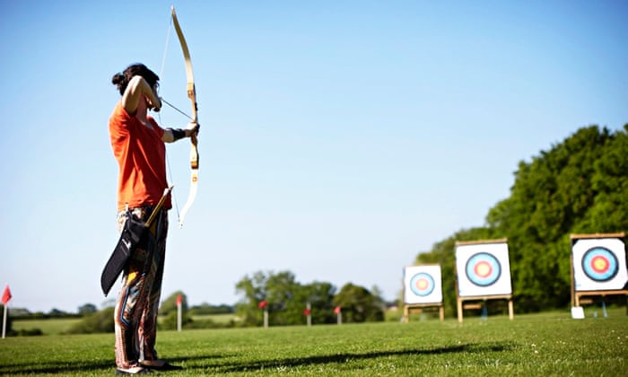 A beginner's guide to archery | Life and style | The Guardian