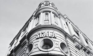The Scala Cinema in Kings Cross, London