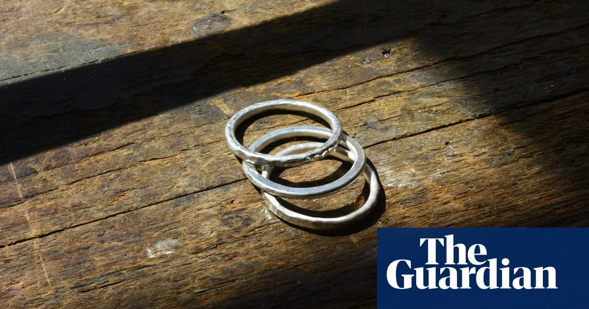 Learn To Make A Silver Ring Life And Style The Guardian