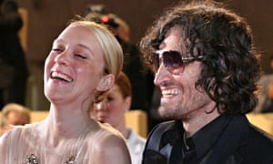 Chloë Sevigny and Vincent Gallo