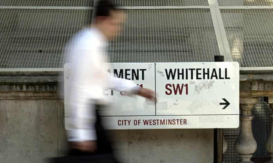 Warning over Whitehall pay bill