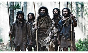 Actors as a group of Neanderthals