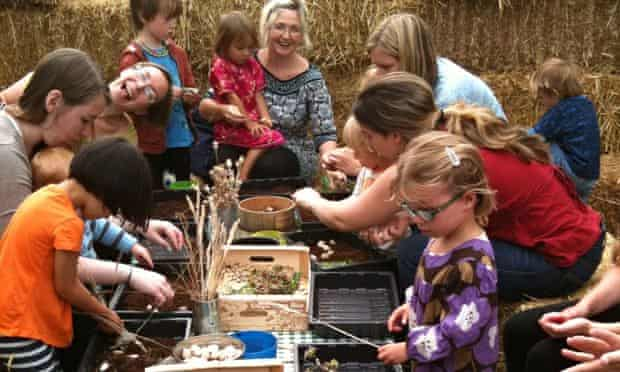 Hulme Community Garden Centre in Mancheste