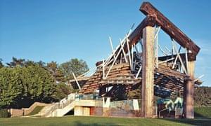 Frank Gehry's pavillon de musique
