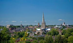 The City of Norwich.