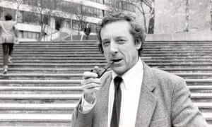 Author Malcolm Bradbury set up the University of East Anglia's creative writing department in 1970.