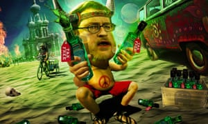 grover norquist burning man cartoon