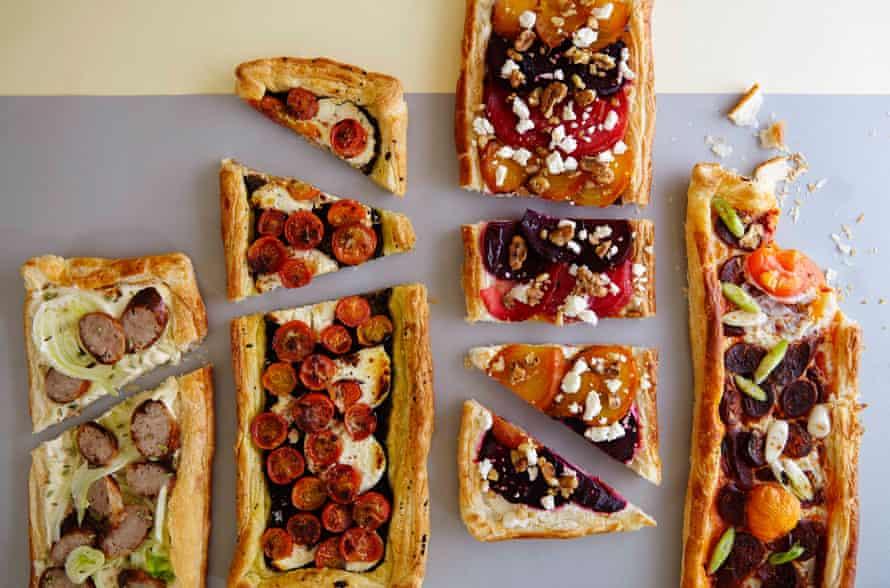 four tarts