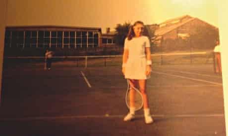 Scarlett Thomas in Chelmsford in 1984