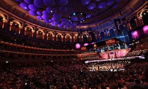 First Night Of The Proms 2014 - Royal Albert Hall