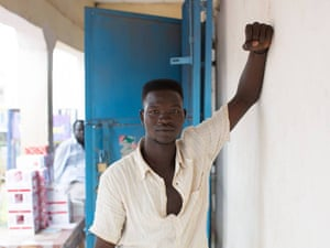 """""""I dropped out of college to start my own business. Some study the roots, and others pick the fruits."""" (Kampala, Uganda) Brandon Stanton"""
