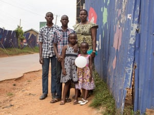 """""""What's the most important thing your mother has taught you?"""" """"If you buy food, you should always eat it with someone else."""" (Kampala, Uganda)"""