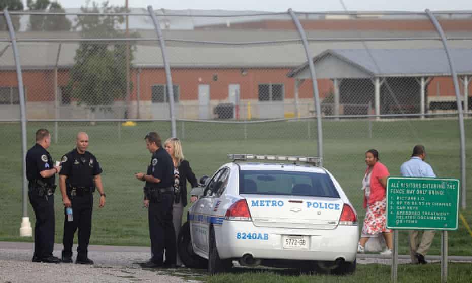 Nashville detention center
