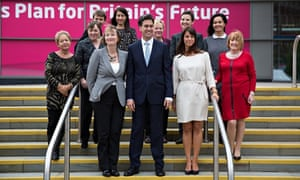 Ed Miliband Arrives At The Annual Labour Party Conference