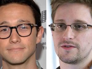 Taking on the NSA as Snowden ... Joseph Gordon-Levitt