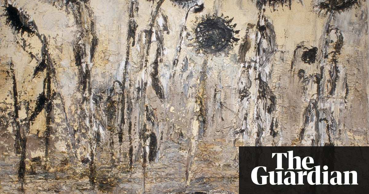 Sunflowers and Nazi salutes: the Anselm Kiefer extravaganza hits the ...