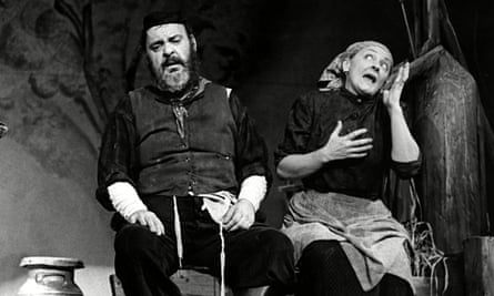 Fiddler on the Roof, play - 1964