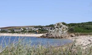 Stinking Porth bay