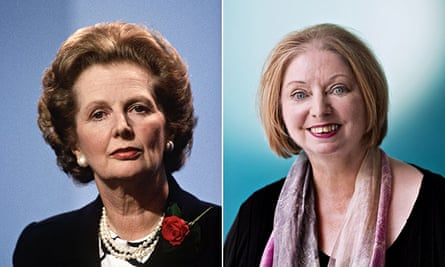 Maggie Thatcher and Hilary Mantel