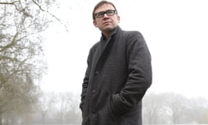 David Nicholls: 'any new book by him is an event that measures pretty near a 10 on the publishing Richter scale'.