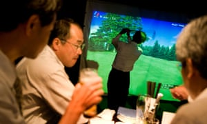 The fairway and the boardroom are brought closer together by technology