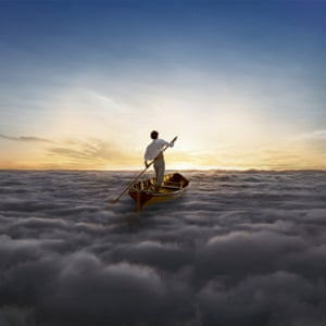 Pink Floyd artwork for album The Endless River