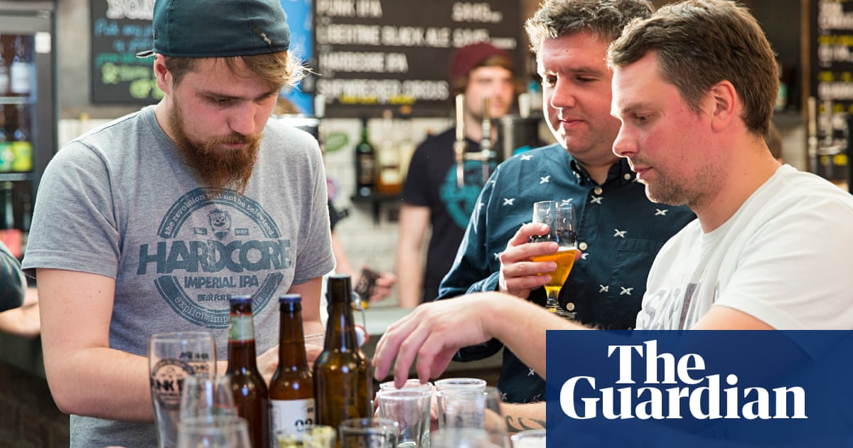 Homebrew Clubs Making Your Own Beer Has Never Been So Sociable Life And Style The Guardian