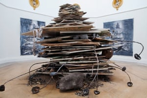Anselm Kiefer's Ages of the World, 2014