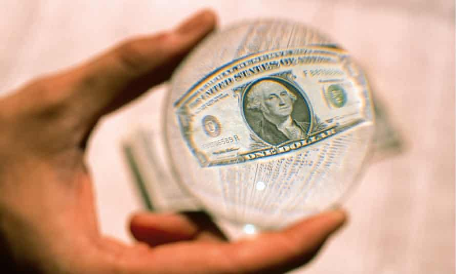 money magnifying glass