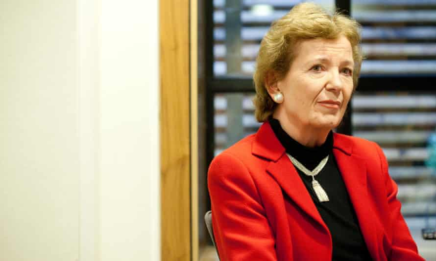 Mary Robinson, Ban Ki-moon's special envoy on climate change: 'This is a different environment to Copenhagen'