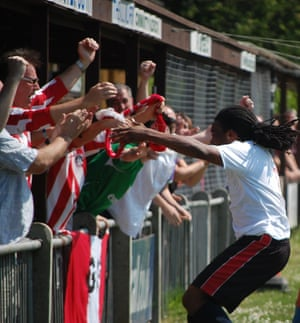 Guildford City win the league