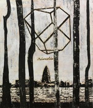 The Rhine (Melancholia), 1982-2013