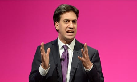 Ed Miliband English devolution