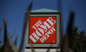 Home Depot data breach.