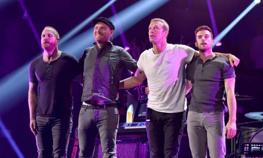 Coldplay's last album was withheld from streaming for just over four months.