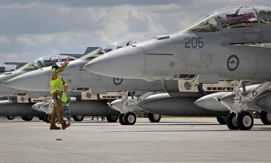 RAAF aircraft