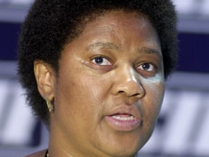 Phumzile Mlambo-Ngcuka.
