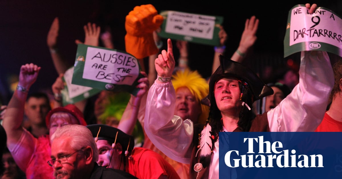 Away Days: the Sydney Darts Masters   Matt Cleary   Sport   The ...