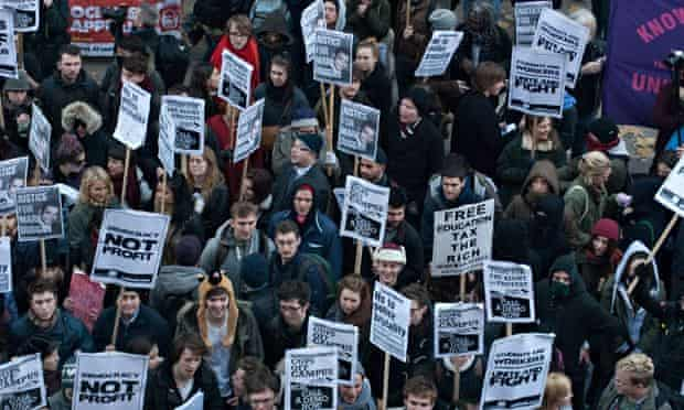Thousands of students still expected to attend national demo, organisers say.