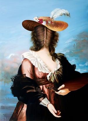 Ewa Juszkiewicz, Straw Hat, 2012