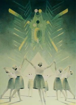 Adam Dix, Charmed Circle, 2011