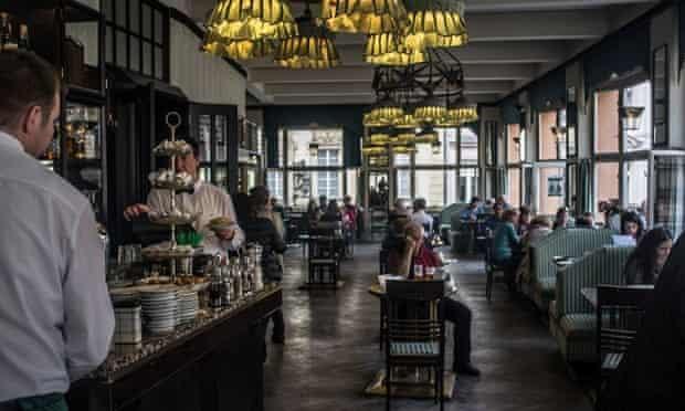 Grand Cafe Orient, Prague