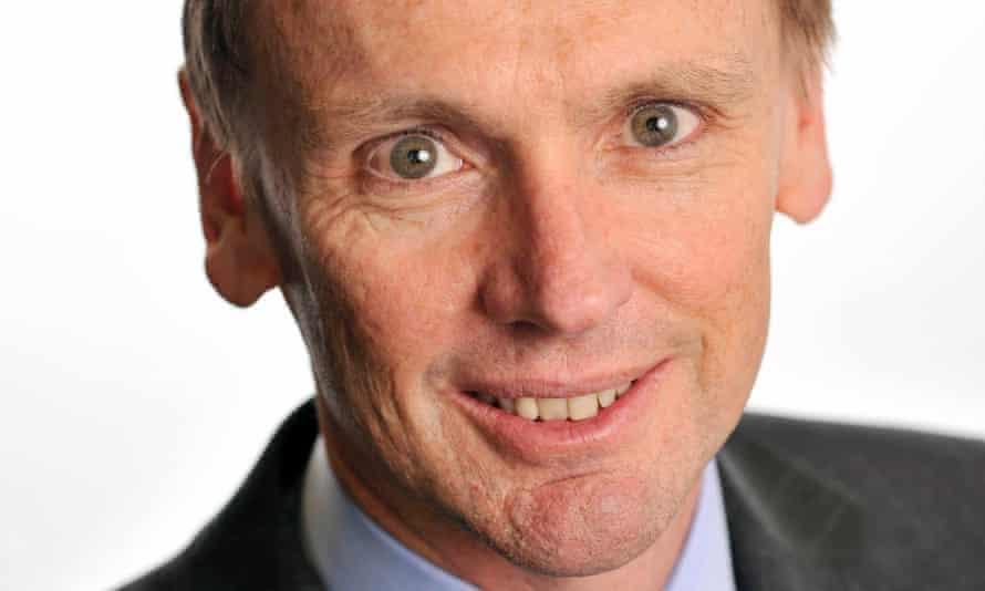 Alan Stewart, Tesco's new finance director.
