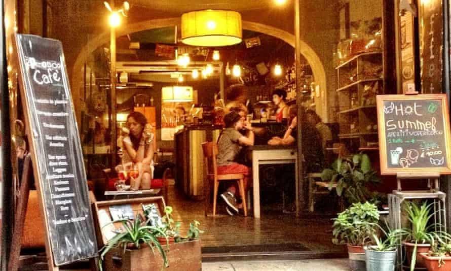 2Periodico Café, Rome