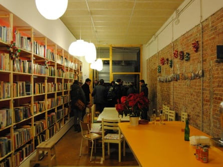 Babelia Books & Coffee, Barcelona