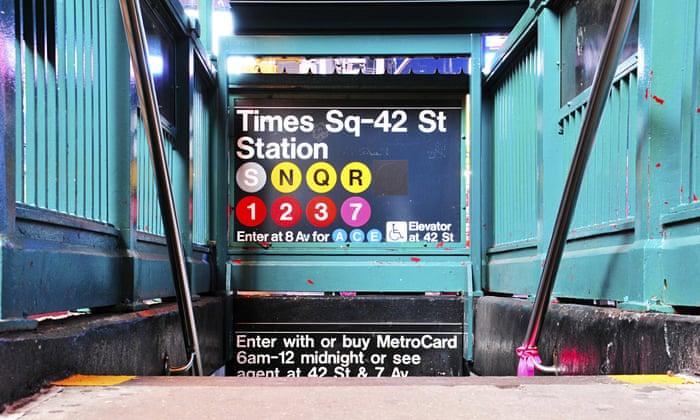 New York's subway is so hellish, I'm homesick for London's