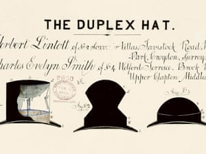 If you want to get ahead, get a Duplex Hat