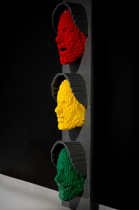 The Art of the Brick.