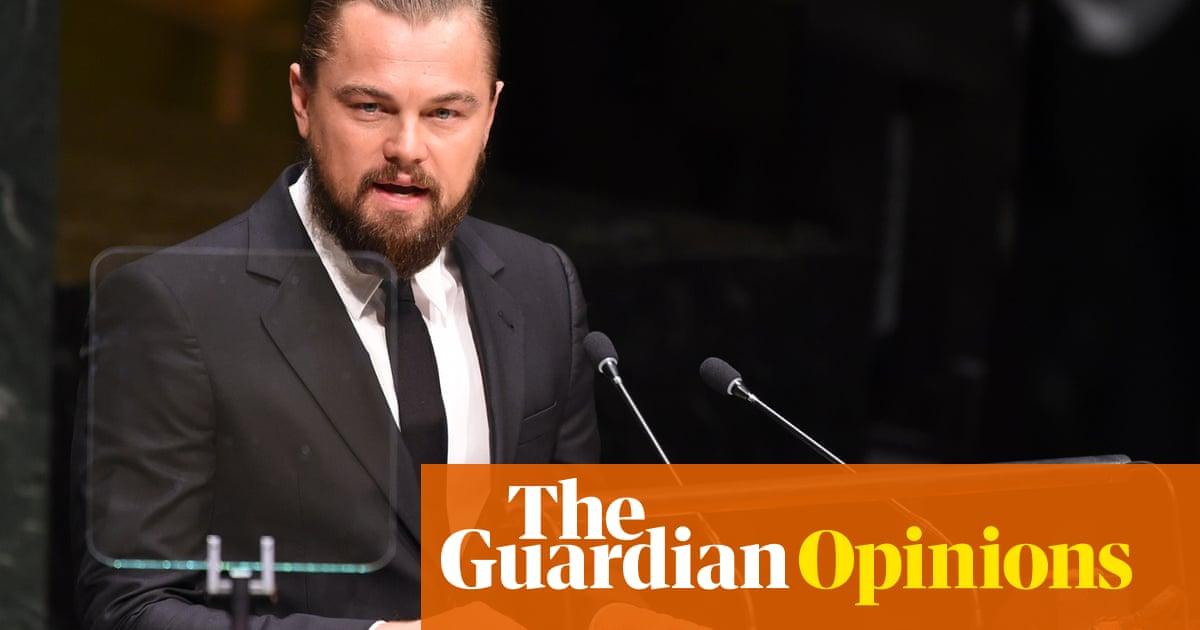 Leonardo DiCaprio at the UN: 'Climate change is not hysteria
