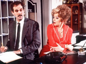 Fawlty Towers: charming, perhaps, but could it have survived in a world with online reviews?